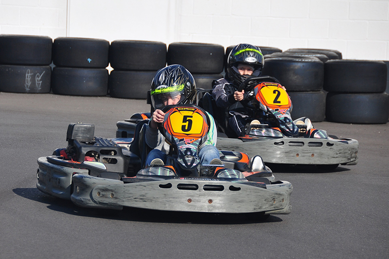 sortie-karting